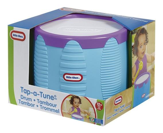 Brinquedo Infantil Tambor Drum Tap A Tune Little Tikes