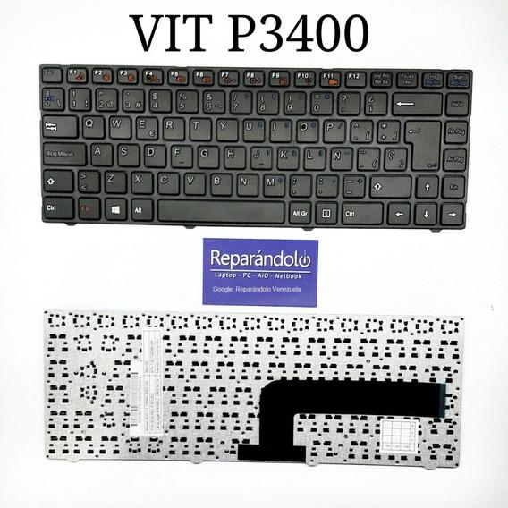 Teclado Laptop P 3400 P3400 Nuevo