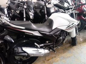 Yamaha Fazer 250 Blueflex 2015 Branca Flex