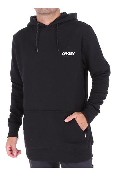 Polerón Oakley Hombre Hood 03 Black