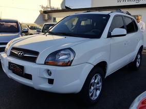 Hyundai Tucson Gls 2016 Branca Flex