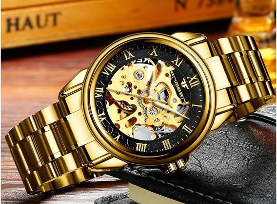 Relógio Mecânico Importador