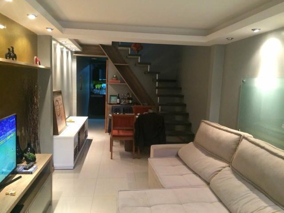 Casa Com 2 Dormitórios, 2 Suítes E Closet À Venda, 120 M² Por R$ 680.000 - Santa Rosa - Niterói/rj - Ca0826