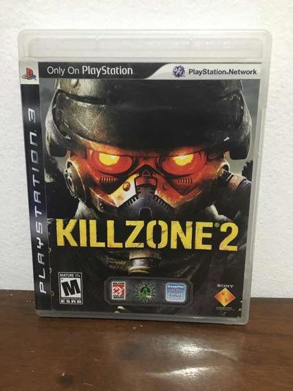 Killzone 2 Ps3 Mídia Física Envio Imediato