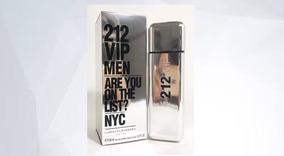 Perfume 212 Vip Men Lacrado Original De100ml