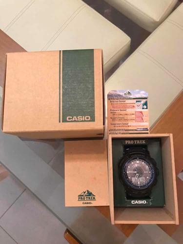 2e06e508022d Reloj Casio Protrek Caballero - Reloj Casio de Hombre en Mercado ...