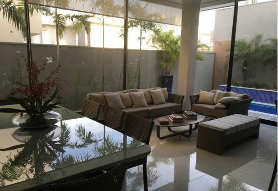 Casa De Alto Padrão No Condomínio Quinta Do Golfe Em São Jose Do Rio Preto-sp - Ccd3632