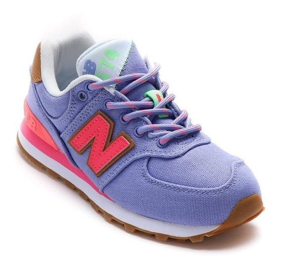 Zapatillas New Balance Pc574t4 Envíos A Todo El País Gratis