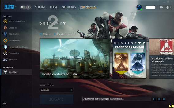 Destiny 2 E Overwatch Para Pc
