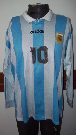 Camiseta De La Selección Argentina Temporada 1994 Talle 4