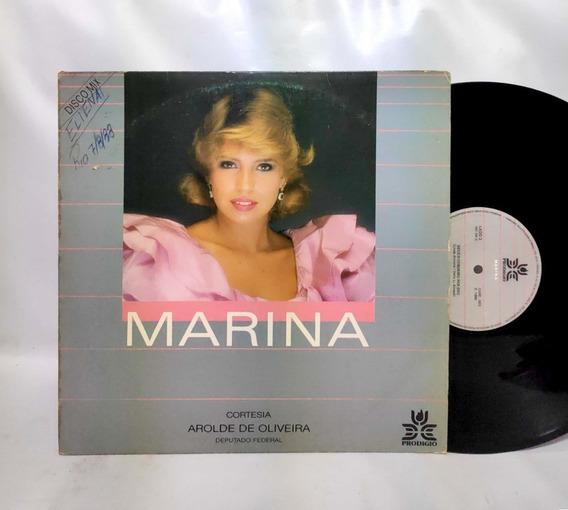 Lp Marina De Oliveira - Mix Cortesia Promocional