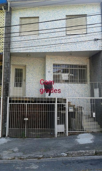 Sobrado Com 3 Dormitórios Para Alugar, 270 M² Por R$ 2.700/mês - Alto Da Mooca - São Paulo/sp - So1615
