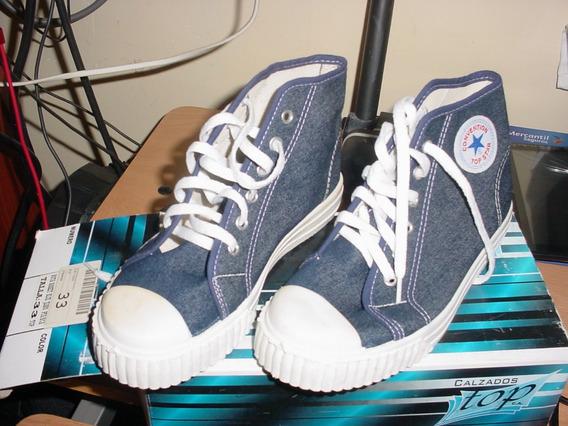 Zapatos Para Niño Tipo Botin