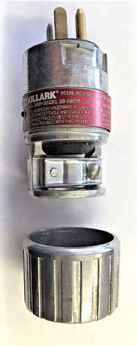 Clavija Killark-hubbell Modelo Ugp20231