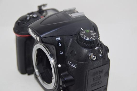 Câmera Nikon D7000 Corpo - Usada Clicks 71 K
