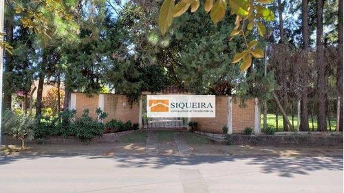 Imagem 1 de 19 de Chácara Com 3 Dormitórios À Venda, 2570 M² Por R$ 890.000 - Jd N Sra Salete - Araçoiaba Da Serra/são Paulo - Ch0039