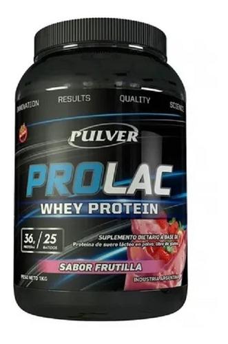 Prolac Whey Protein 1 Kg Pulver - Proteina De Suero Lacteo