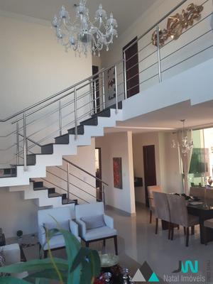 Condomínio Parque Morumbi - Casa Duplex Em Nova Parnamirim, Com 3 Dormitórios, E Ótimo Acabamento. - Ca00830 - 34163063