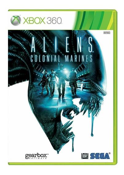 Aliens Colonial Marines - Xbox 360 - Usado - Original