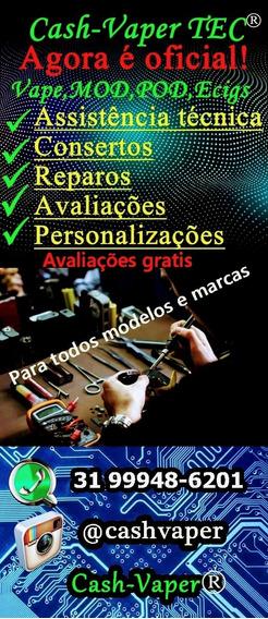 Assistência Técnica Cash-vaper Tec