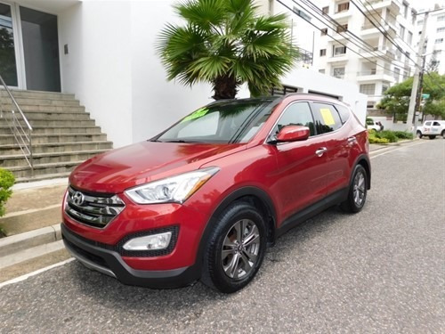 Hyundai Santa Fe 2014 Limited Full Clean