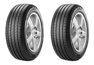 Paquete 2 Llantas 225/45 R-18 91w Cinturato P7 (mo) Pirelli