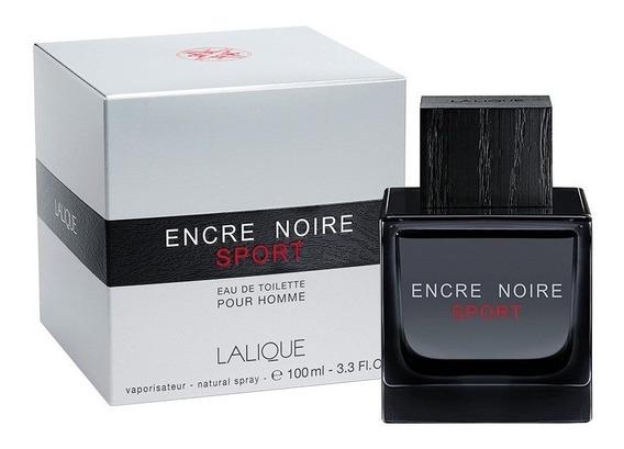 Decant Amostra Do Perfume Lalique Encre Noire Sport Men 10ml