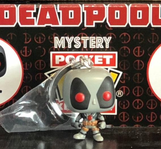 Pop! Keychain: Marvel: Deadpool Funko Llavero - X Force