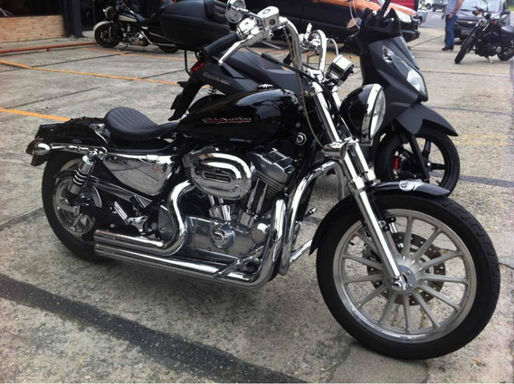 Harley-davidson Sportster Carburada