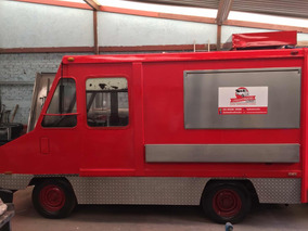 Foodtruck Chevrolet