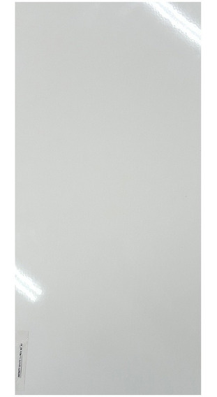 Porcelanato Europeo 30x60 Brillante Blanco