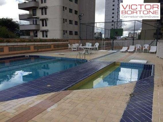 Vendo Oportunidade À Vista ! Apartamento 98 M² Varandado No Centro - 1047
