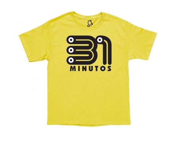 Playera Para Niños 31 Minutos