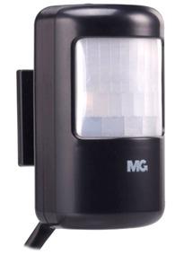 Sensor Presença Sobrepor Parede Fotocélula Bivolt Mps-40f Pr