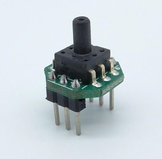 Sensor De Presión Neg. Succión -100 A 100kpa Sal. 0.5 A 4.5v