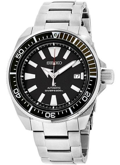 Relógio Seiko Samurai Prospex Automático Masculino Srpb51b1