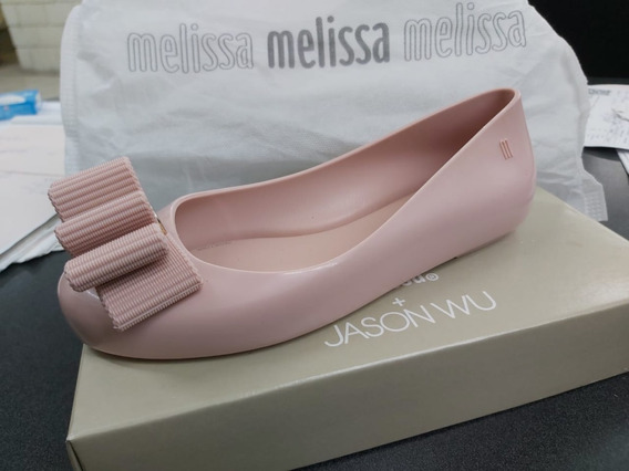 Zapatos Flats Mujer Melissa +jason Wu