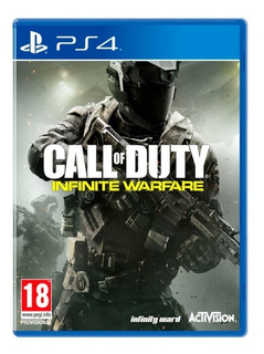 Call Of Duty Infinite Warfare Ps4 Juegos Fisicos Nuevos