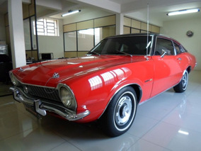 Ford Maverick V8 Super Luxo 1975
