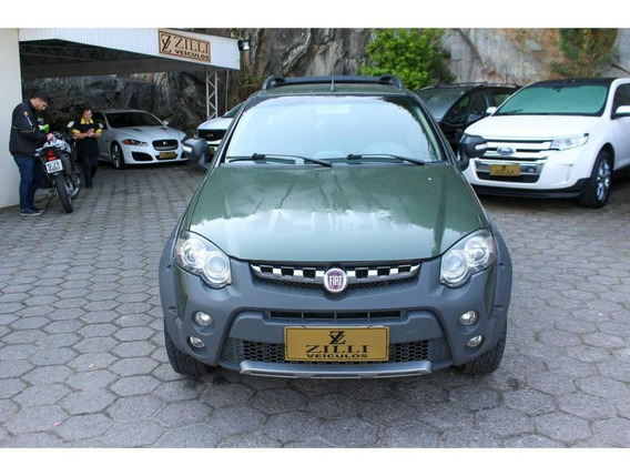 Fiat Strada Adventure Cd Locker 1.8 Mt