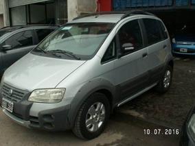 Fiat Idea Adventure Año 2008