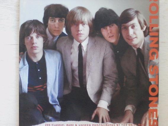 Roling Stones The Ilustrad Biography Livro
