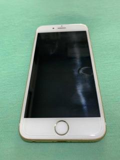 iPhone 6s 64gb Dourado Bateria Viciada C/ Caixa Original