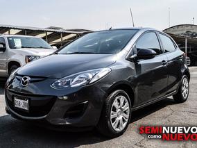 Mazda Mazda 2 Sport Aut Desde El 20% De Enganche