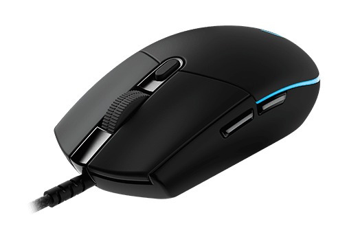 Mouse Óptico Gamer Logitech G Pro Gaming Rgb
