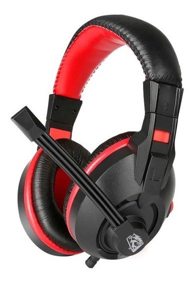 Headset Gamer Elg Exodus - Vermelho