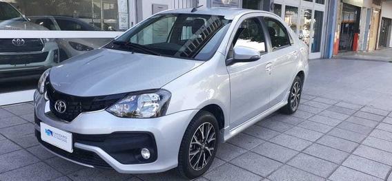 Toyota Etios 1.5 Sedan Platinum At 2018