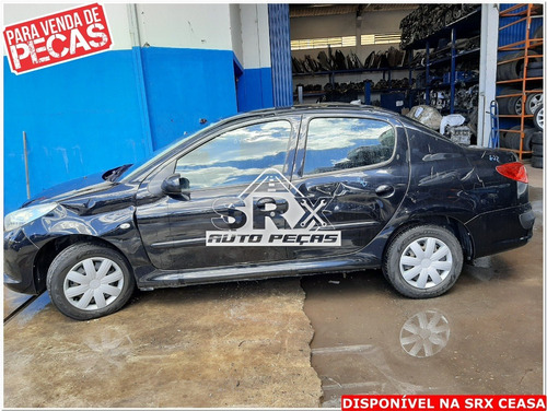 Sucata Peugeot 207 Passion 1.4 Flex 2010 Peças