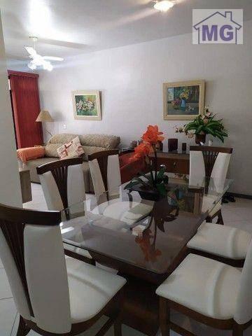 Imagem 1 de 12 de Apartamento Com 3 Dormitórios À Venda, 110 M² Por R$ 430.000 - Costa Do Sol - Macaé/rj - Ap0521