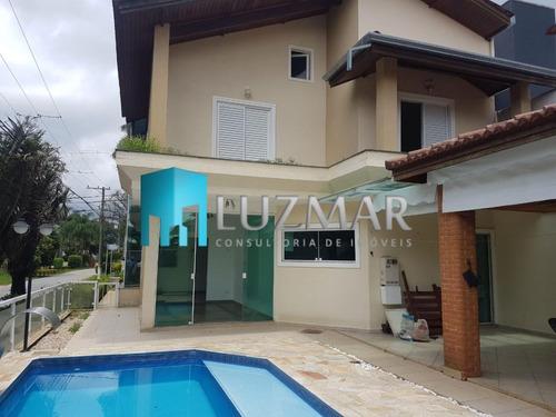 Imagem 1 de 15 de Casa Em Condomínio Fechado - Três Dormitórios - Mogi Das Cruzes - 319ll